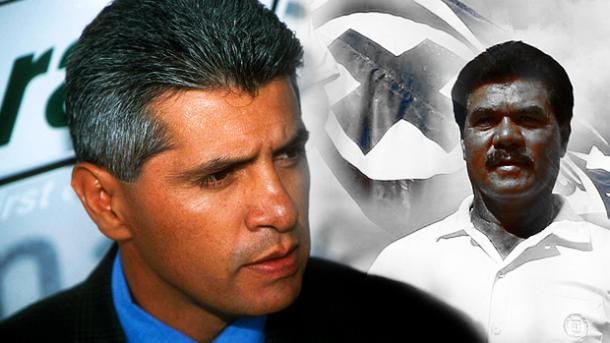 Luis Flores en su etapa de entrenador (Foto: Fox Sports)
