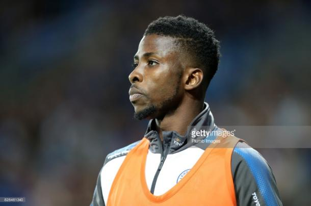 Kelechi Iheanacho completed his big-money move to Leicester City last week   Photo: Getty/ Plumb Images