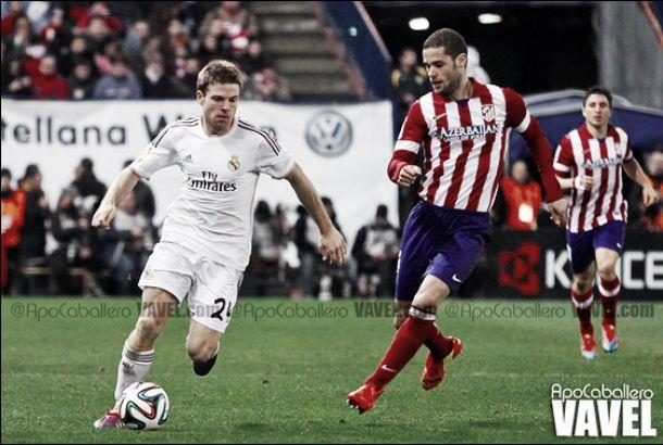 Illarramendi en un partido con el Real Madrid I Foto: ApoCaballero (VAVEL)