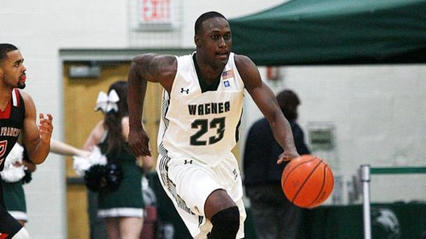 Carey is the type of player that can carry Wagner to the NEC title/Photo: Dafe Saffran