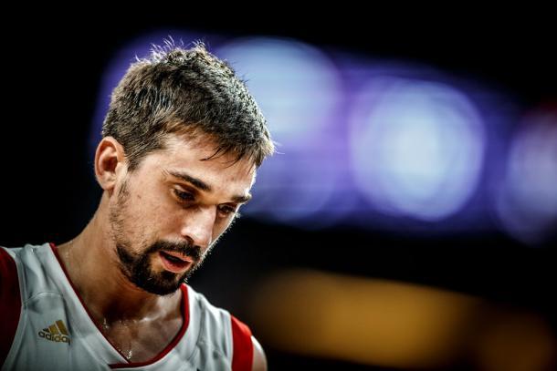 Shved lidera el conjunto ruso (Foto: FIBA)