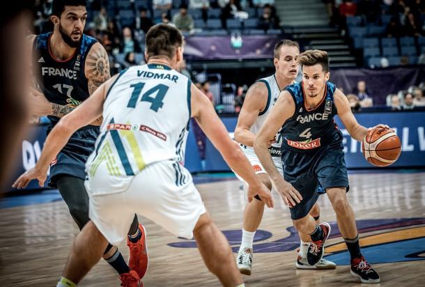 Thomas Heurtel. Fonte: FIBA.com