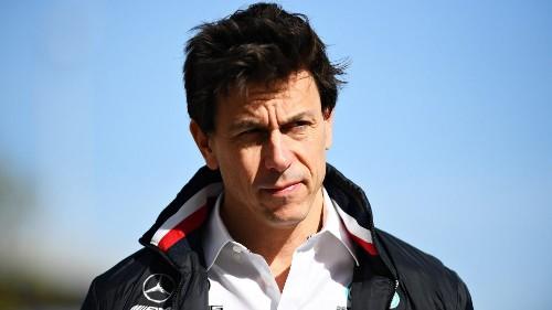 Toto Wolff. Foto: F1