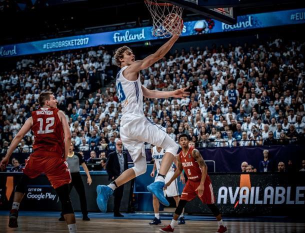 Lauri Markkanen. Fonte: FIBA.com