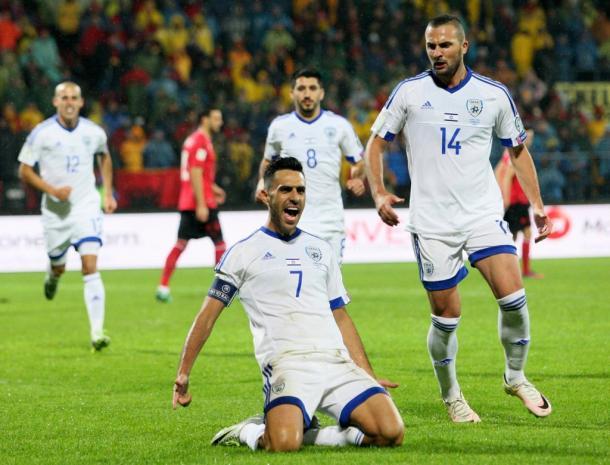 Qualificazioni Mondiali 2018 - La Spagna travolge Israele, Kalinić fa volare la Croazia