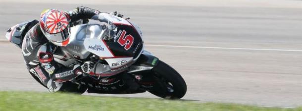 2015 Moto2 Champion Johann Zarco - www.gpxtra.com