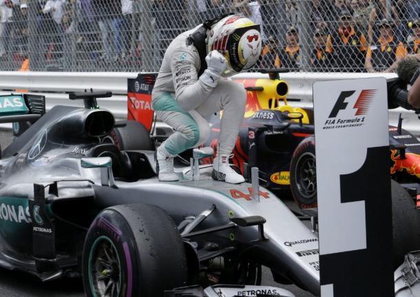 Lewis Hamilton's victory in Monaco kick started his stuttering season. (Image credit: Claude Paris - AP)