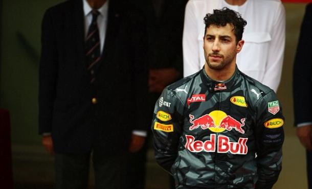 Daniel Ricciardo was devastated at the result in Monaco, although his season his season has been promising. (Image Credit: AP Images)