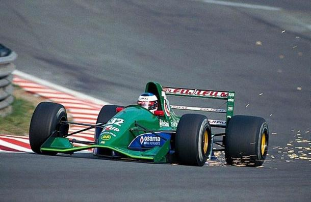 On debut, Michael Schumacher stunned F1, by qualifying an unfamiliar car on a unknown circuit seventh. (Image Credit F1)