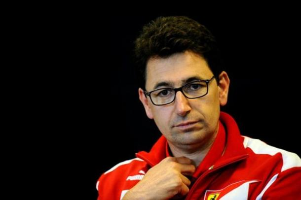 Experienced Mattia Binotto will step into Allison's shoes as Technical Director (Image Credit: F1GrandPrix.motorionline.com)