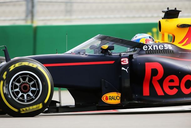 The decision means that the Aeroscreen which was tested in Russia could be given another chance (Image Credit: Sky Sports.com)