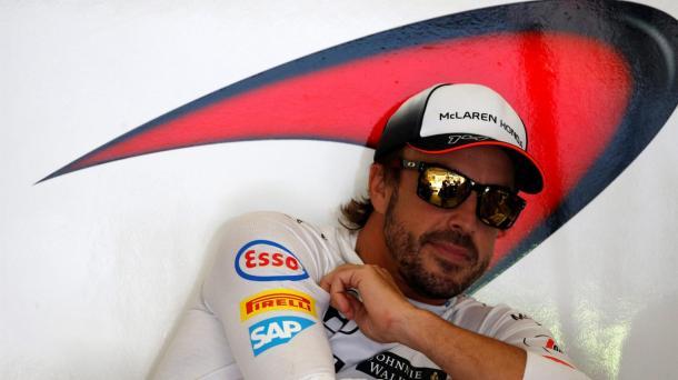 Fernando Alonso Foto: McLaren