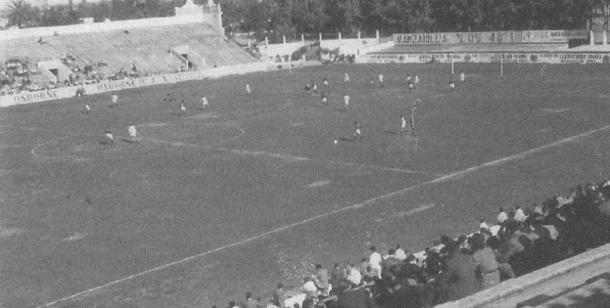 Primer partido en Segunda División  / Fuente: Página Web Levante UD