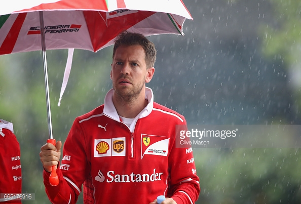 All eyes will be on Vettel and Ferrari. If they can beat Mercedes, at a track they have dominated at, it will answer a lot of questions. (Image Credit: Clive Mason/Getty Images)