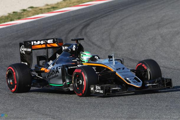 Hulkenberg's decision to jump the Force India seat for Renault has nearly completed the driver market 2017 puzzle. (Image Credit: XPB Images)