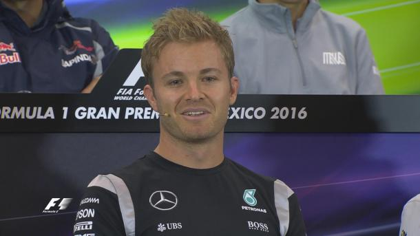 It could be the best weekend of Nico Rosberg's career, as he could sign, seal and deliver a maiden World Crown. (Image Credit: Formula One)