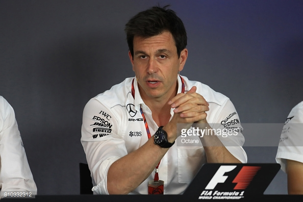 Wolff believes that the company's future lies with F1 and FE. (Image Credit: Octane/Getty Images)
