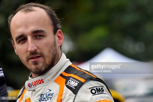 Robert Kubica was highly rated before his accident, with a Ferrari seat in 2012 seemingly his. (Image Credit: M
