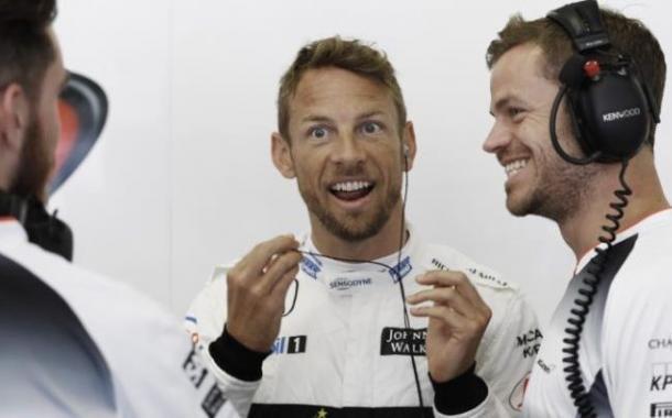 P3 in qualifying and sixth in the race, Jenson Button's performance in Austria was among the best of the whole grid in the first half of 2016. (Image Credit: Getty Images)
