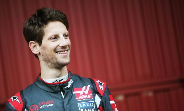 Romain Grosjean has so far scored all of Haas's 28 points. (Image Credit: F1Fanatic/XPB Images)