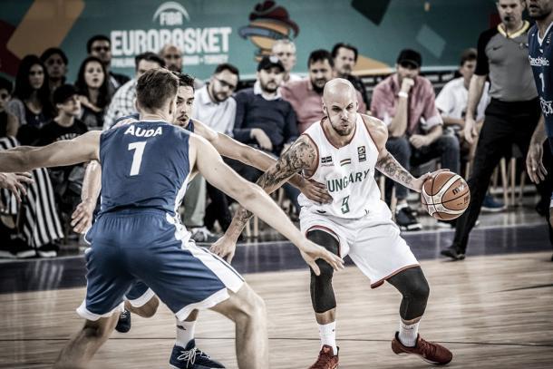 Vojvoda, Ungheria. Fonte foto: http://www.fiba.basketball/eurobasket/2017.