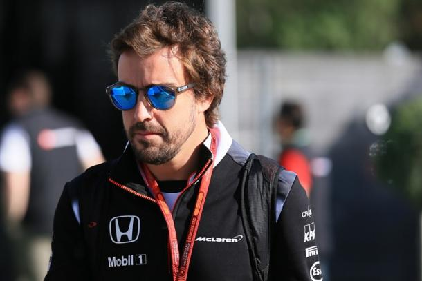 Fernando Alonso has scored a fifth, sixth and seventh in 12 2016 races and 24 points. (Image Credit: Octane Photographic Ltd)