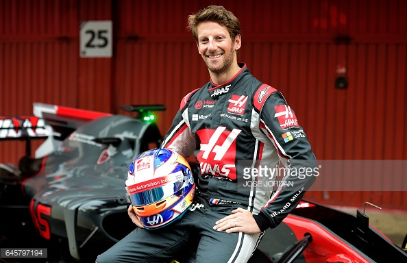 If Romain Grosjean can control his emotion more often, Haas could benefit this season. (Image Credit: Getty Images/ Jose Jordan)
