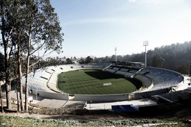 El recinto tiene capacidad para 23,000 espectadores | Foto: Los Andes