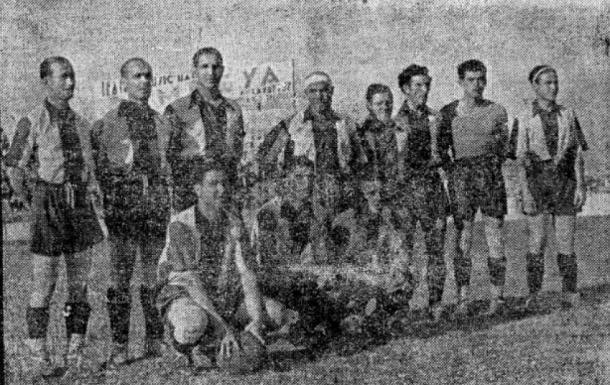 Equipo que saltó de inicio en Sarriá ante el Valencia / Fuente: Levante Web Oficial