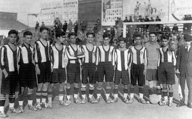 Equipo que compitió en un inicio en los Campeonatos Regionales bajo el nombre de Levante FC / Fuente: Levante Web Oficial