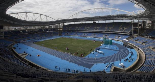 Estadio Olímpico Río de Janeiro Foto: AP