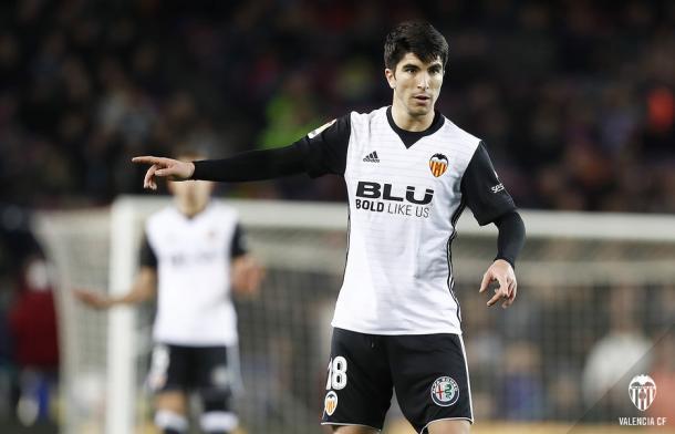 Carlos Soler vuelve a brillar en Mestalla | Foto: Valencia CF