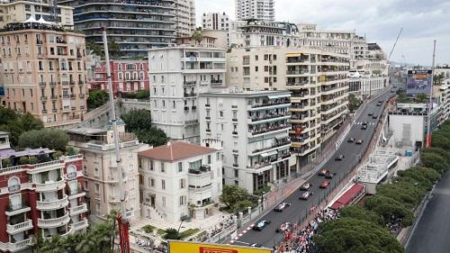 GP de Mónaco 2019. Foto: F1