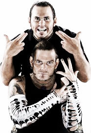 The tag team division would be boosted by the Hardyz. Photo- prowrestling.wikia.com