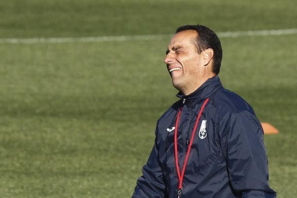 José Luis Oltra dejó de ser entrenador del Granada | Foto: Antonio L. Juárez
