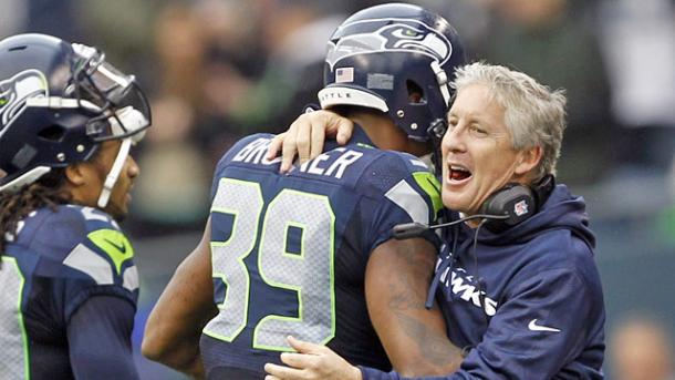 The Seahawks will welcome Brandon Browner back with open arms. Photo: USATSI