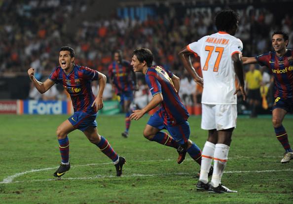 Il gol di Pedro nella finale di Montecarlo del 2009. Fonte: pedro17.com