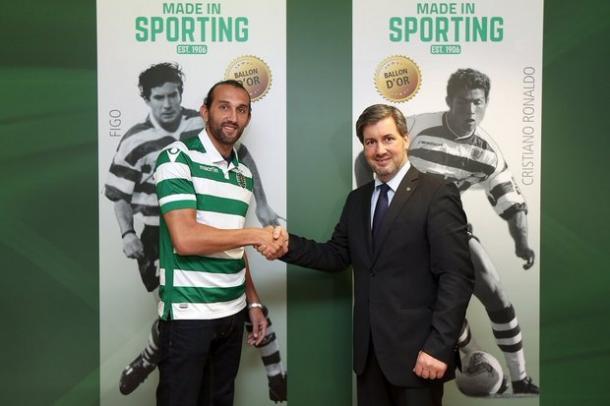 (Foto: Sporting CP)