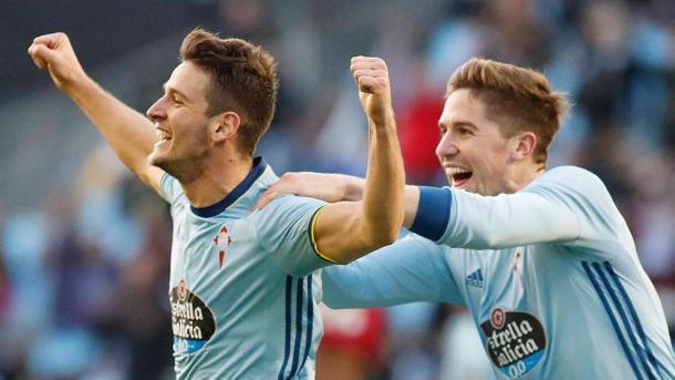 Un gol di Radoja nel finale regala al Celta Vigo la vittoria sull'Alaves