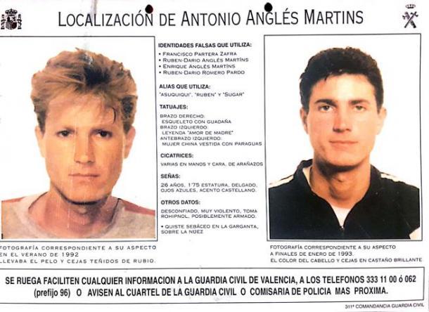 Foto: archivo de la policía