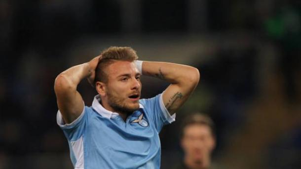 Ciro Immobile si dispera, www.sportal.it