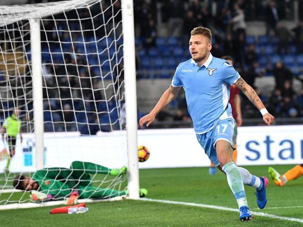 Immobile e Milinkovic hanno deciso il derby, www.corriere.it