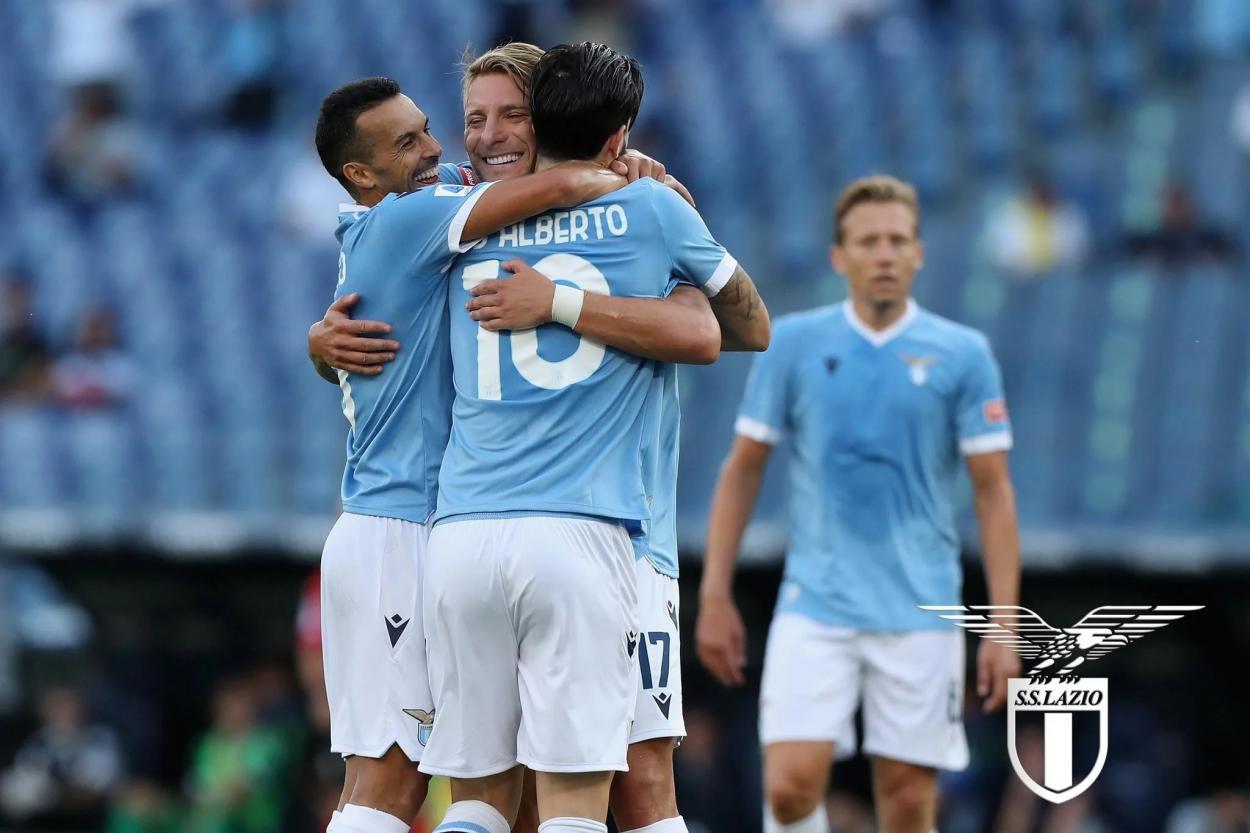 Foto: Site oficial SS Lazio