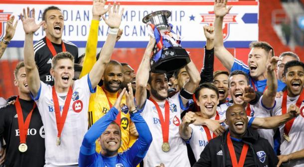 Montreal ganó el Canadian Championship a Toronto FC (sportsnet.ca)