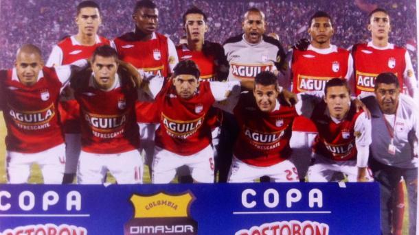 Independiente Santa Fe, a 10 años del título de Copa Colombia 2009. El comienzo de una época de oro. Imagen: Goal.com