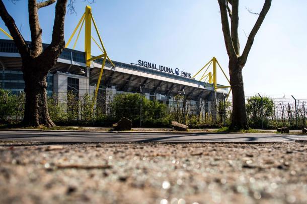 Estádio do BVB (Foto: Reprodução / BVB)