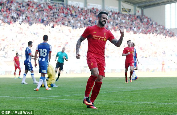 Ings has impressed so far in pre-season with two goals
