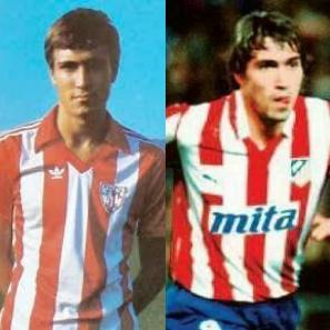 Foto: Atlético de Madrid y Athletic Club