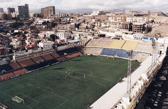 Estadio Insular | estadiosporspana.blogspot
