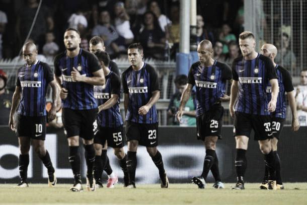 Unidos por um só foco: colocar a Inter em seu devido lugar! (Foto: NurPhoto/Getty Images)